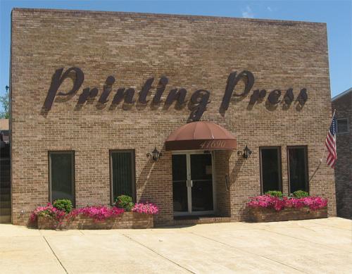 Printing Press, Inc.
